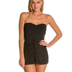 Robin Piccone 'Ava' Skirted One-Piece Swimsuit